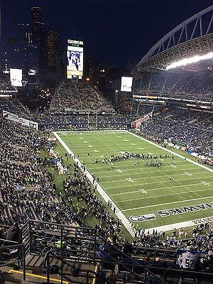 2 Tickets Seattle Seahawks Vs Indianapolis Colts Sunday Night Football October 1