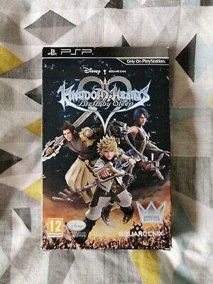 Kingdom Hearts Birth By Sleep Special Edition (PSP)