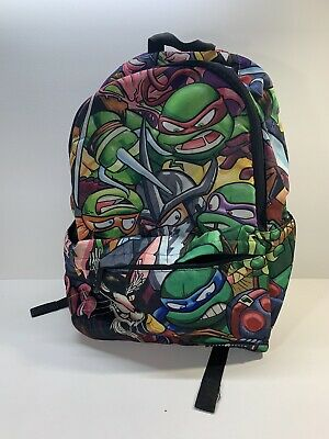 Sprayground Space Junk Teenage Mutant Ninja Turtles Backpack TMNT *
