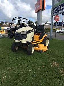 "Cub cadet SLTX1054 ride on lawn mower 54"" Mount Barker Mount Barker Area Preview"