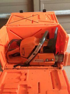 Huski chainsaw 570 22 inch bar  Coomera Gold Coast North Preview