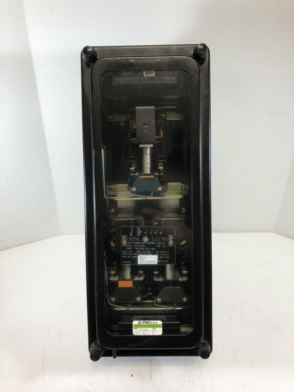 General Electric 12PJC11Z5A Instantaneous Current Relay