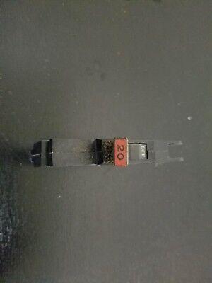 Fpe Slim 1 Pole 20 Amp 120 Volt Circuit Breaker Cat Nc120