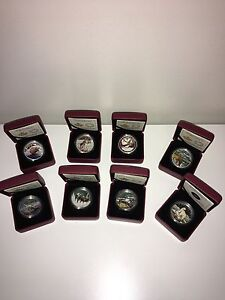 RCM 1oz silver coins and RCM gold coins
