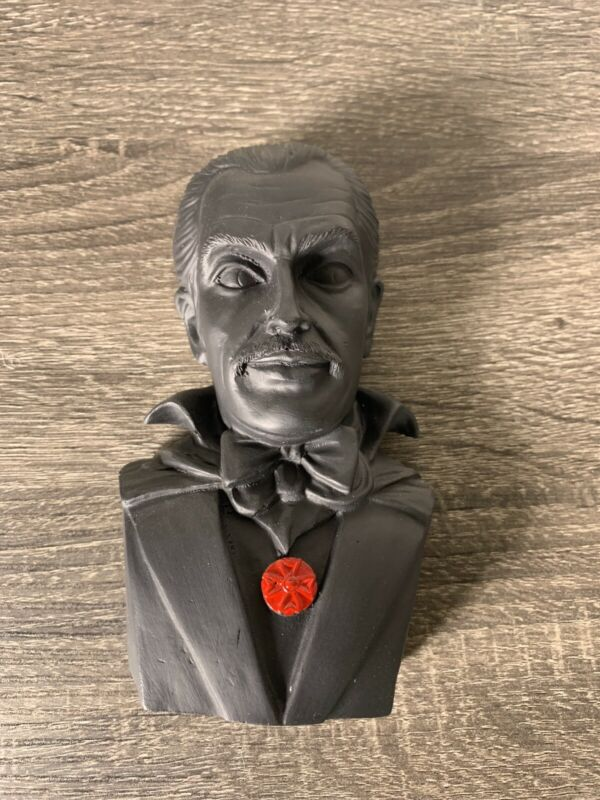 Rue Morgue Vincent Price Limited Edition Licensed Halloween 2017 Mini-Bust