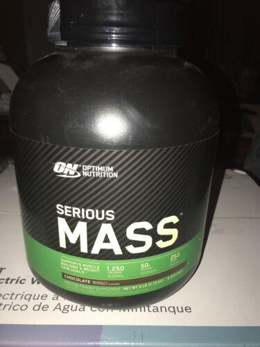 Optimum Nutrition Serious Mass Chocolate 6Lb