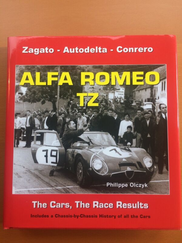 Alpha Romeo TZ: The Cars, The Race Results