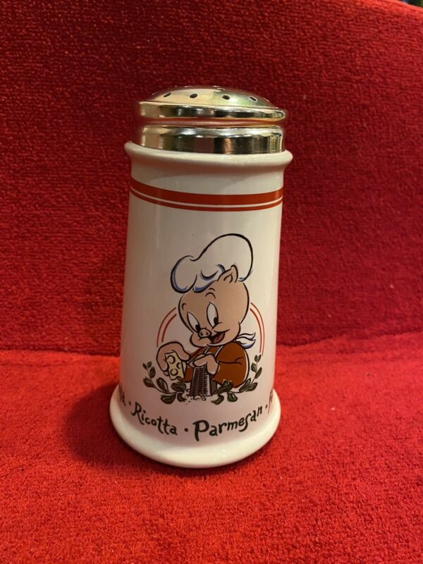 Warner Brothers Studio Story Porky Pig Parmesan Shaker