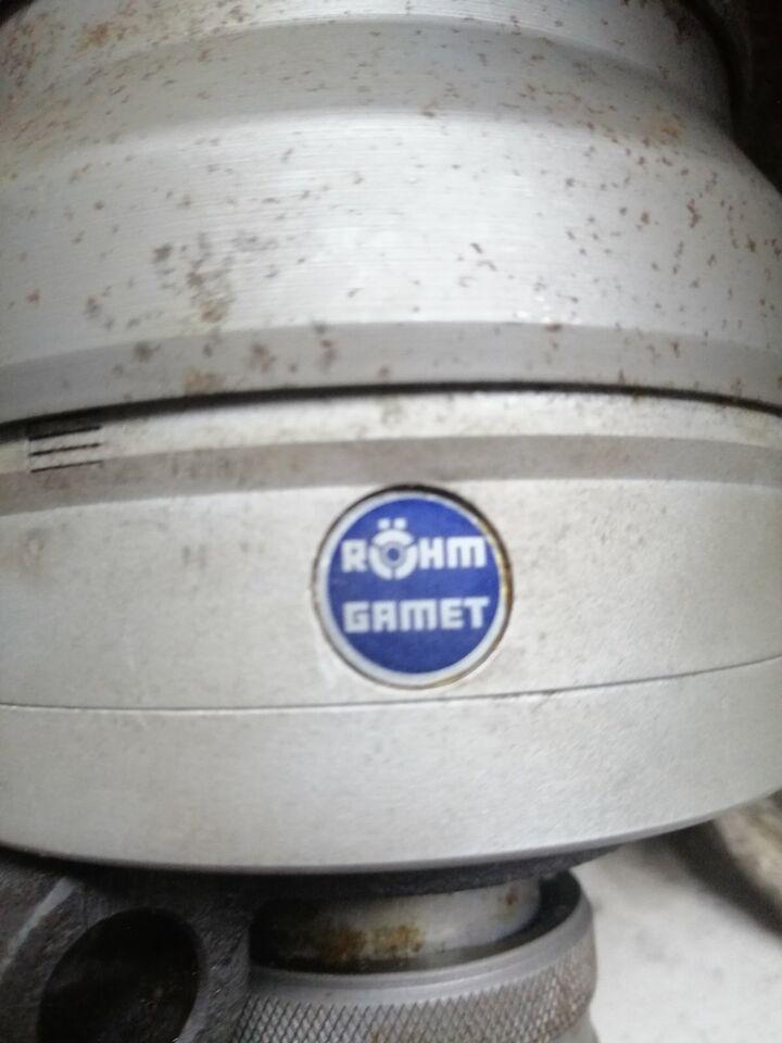 Röhm GA 1 Gewindeschneidapparat SK40 MK4, Deckel Fräsmaschine in Wallscheid