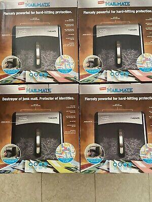 Staples Mailmate Cross-cut Shredder Spl-727mm Brand New
