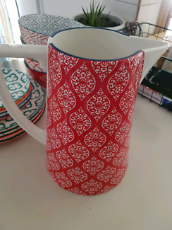 Christopher vine limited edition Moroccan jug