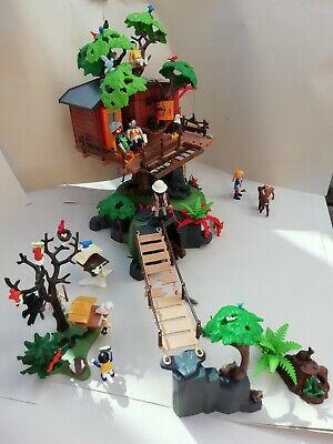 PLAYMOBIL WILDLIFE ADVENTURE TREE HOUSE 5557