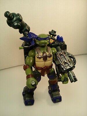 Tmnt Movie Auto Attack Donatello Playmates 2007 Action Figure Free