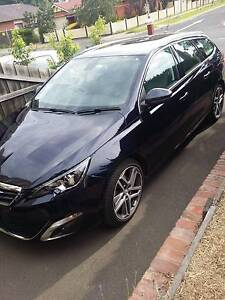 2015 Peugeot 308 Wagon Moonee Ponds Moonee Valley Preview
