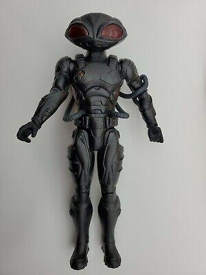 """DC COMICS Mattel Aquaman BLACK MANTA Action Figure Loose - 11.5"""" Tall"""