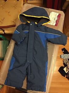 Baby boy snowsuit Kitchener / Waterloo Kitchener Area image 2