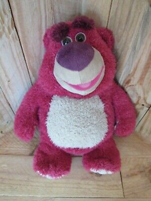 Disney's Toy Story Lotso Hugging Bear - Talking and smells like strawberries
