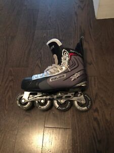 Bauer Hockey Roller Blades Size 7 - R