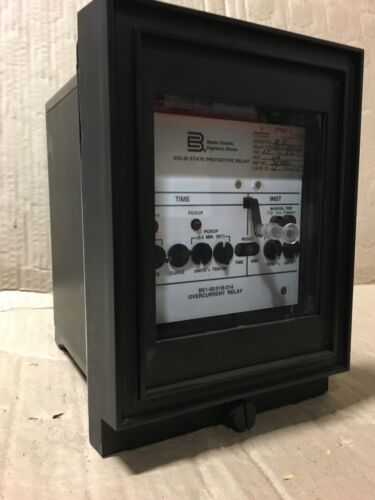 Basler Electric BE1-50/51B-214 Overcurrent Relay