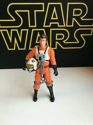 Star Wars figures Lieutenant Lepira Y Wing Pilot and accessories.