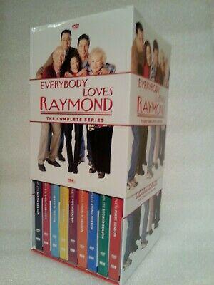 Everybody Loves Raymond: The Complete Series seasons 1-9(DVD, 2011, 44-Disc Set)