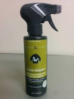 RRP$18 New Dog Chew Stopper Spray Training Aid 250ml Rufus & Coco