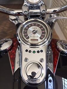 Harley Davidson CVO Fat Bob only 2,500 kms. Best example. Manly Manly Area Preview