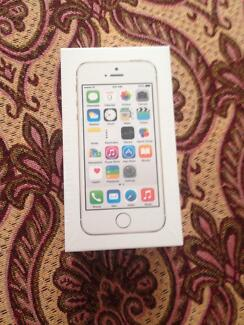 iPhone 5s 32 gb gold Glendenning Blacktown Area Preview