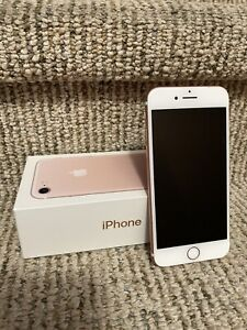 iPhone 7, Rose Gold, like new!!!