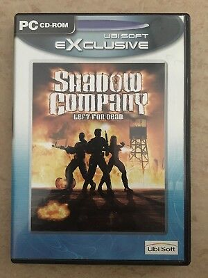 SHADOW COMPANY LEFT FOR DEAD VIDEO GAME GIOCO VIDEOGAME COMPUTER PC DVD ROM ITA ()