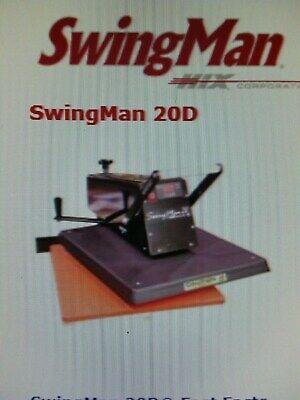 Hix Swingman 20d 16 X 20