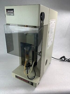 Perkin Elmer Tga 7 Thermogravimetric Analyzer Unable To Test N519051