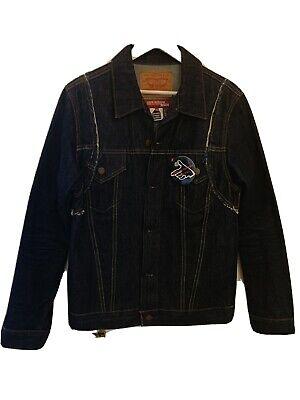 junya watanabe comme des garcons (M) Denim Deconstructed Denim Jacket