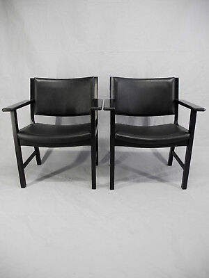 ° JH 50 ° Stühle von Hans J. Wegner für Johannes Hansens Møbelsnedkeri I 2er Set