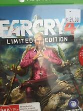Farcry 4 limit edition Bedford Bayswater Area Preview