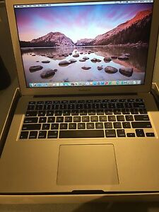 "MacBook Air 13.3"" 2015 /256gb drive Tanah Merah Logan Area Preview"