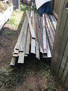 Green treated fence palings Everton Hills Brisbane North West Preview