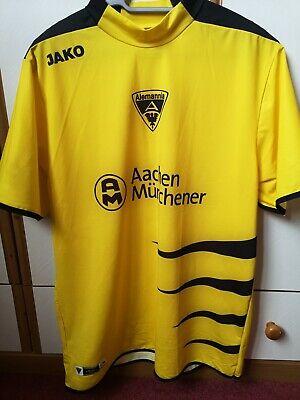 2007/08 Alemannia Aachen Home Football Jersey Shirt Trikot Size L image