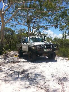 2000 Toyota HILUX 4x4 Oxley Brisbane South West Preview
