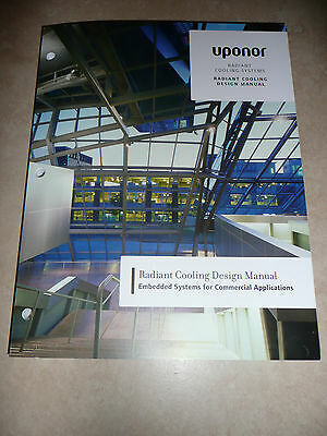 Uponor Wirsbo Radiant Cooling Design Manual Aquapex Propex Install 1