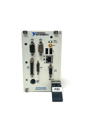 Usa National Instruments Ni Pxi-8186 2.2 Ghz Pentium 4 Embedded Controller