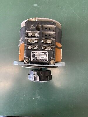 Superior Electric Type Q116u Powerstat Variable Transformer 0-140v
