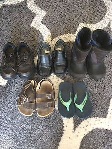 Toddler boys' size 6 shoes/boots/sandals