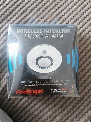 FireAngel Wst-630q Wireless Interlink Smoke Alarm
