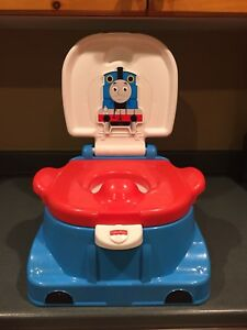 Thomas Musical Potty & Step Stool/ 3 in 1