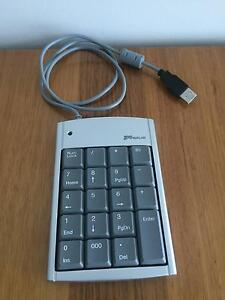 Targus numeric keypad East Perth Perth City Area Preview
