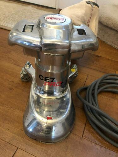 "Clarke CE7 Pro Plus 7"" Toe Kick Edger Super CLEAN!! CE7 Pro+"