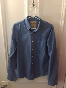 Vends chemise Hollister taille M