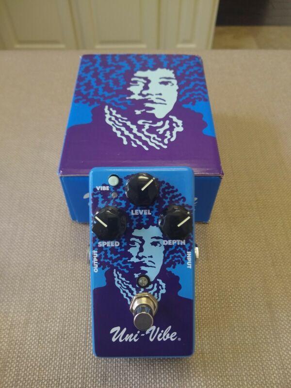 RARE MXR JHM3EHT Uni-Vibe Chorus/Vibrato Experience Hendrix Tour 2014 FX Pedal
