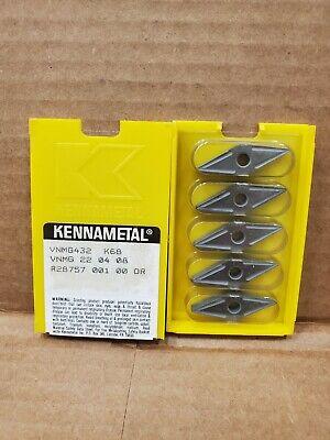 New Inserts Kennametal Vnmg 432 K68